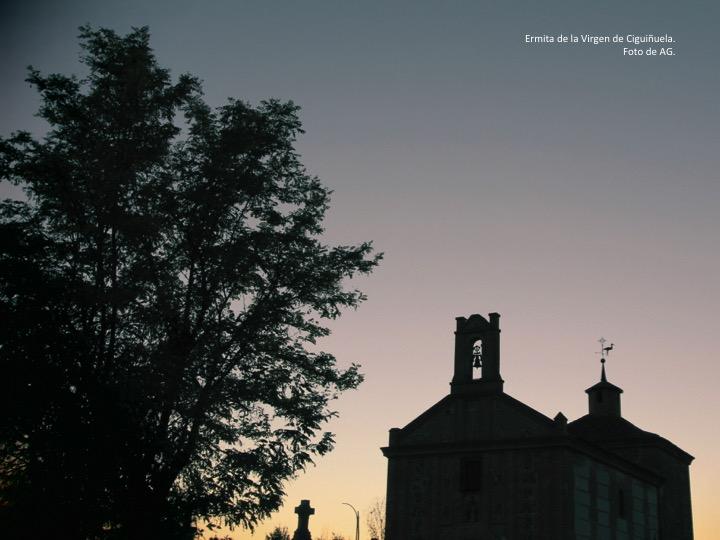 Ermita de la Virgen de Ciguiuela