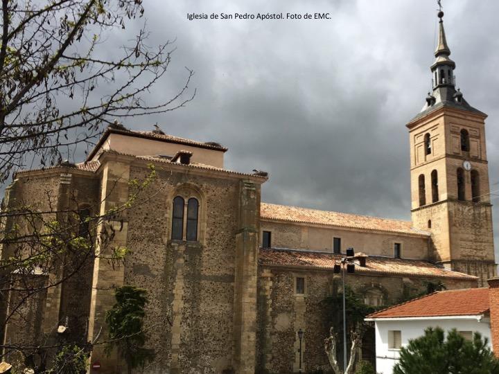 Iglesia de San Pedro Apstol